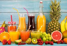 بهترین آبمیوه ها برای سلامتی بدن