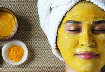 خواص ماسک های زردچوبه برای پوست