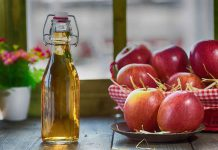 خواص سرکه سیب برای نقرس