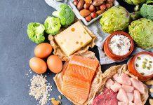 غذاهای حاوی پروتئین بالا