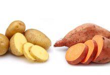 تفاوت های سیب زمینی شیرین با سیب زمینی معمولی