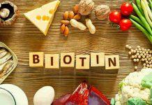 منابع غذایی سرشار از بیوتین یا ویتامین H